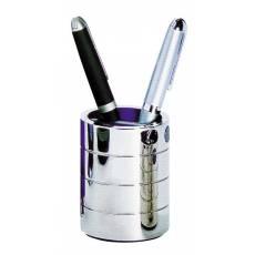Стакан для ручек и карандашей Blue Magic Lerche 37108