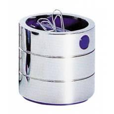 Подставка для скрепок магнитная Blue Magic Lerche 37008