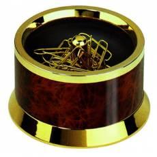 Подставка для скрепок магнитная Laque De Chine Tortoise Lerche 36051