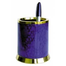 Стакан для ручек и карандашей De Chine Carrara Blue Lerche 36965L
