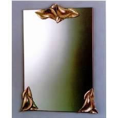 Зеркало с листьями 401