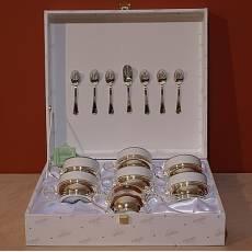 Чайный набор на 6 персон Chinelli 2033300