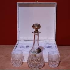 """Набор для виски """"Black Adagio"""" 2049002"""