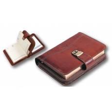 Ежедневник формата А5 с записной и адресной книжкой Giulio Barca 78217