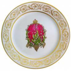 Подарочная тарелка FABERGE 6500-19