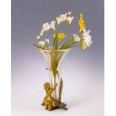"""Ваза для цветов """"Игра с веткой"""" VenturiArte 1020(ваза)"""