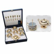 Чайный набор на 6 персон  Chinelli 6069000