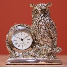 "Скульптура ""Сова с часами"" Euro FAR 0482A"