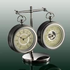 Настольные часы и барометр   Dalvey dl472