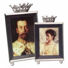 Рамка для фото с короной маленькая FABERGE 3034