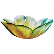 """Ваза для фруктов """"Орхидея"""" Daum 03486"""