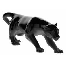 """Статуэтка """"Пантера"""" черная Daum 03596-1"""