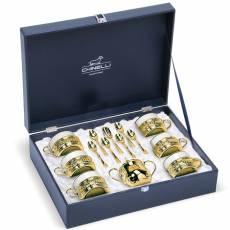 Чайный набор на 6 персон Chinelli 6034301