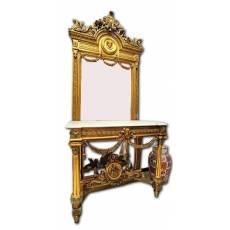 Зеркало на консоли 4M42