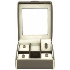 Шкатулка для 4-х часов и драгоценностей Calla от Champ-Collection 27028