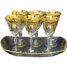 Набор для вина на 6 персон от Cre Art SG10272