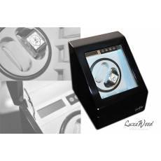 Шкатулка с автоподзаводом для 2-х часов LuxeWood LW641-1