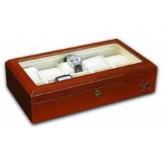 Шкатулка для хранения 10 часов Luxewood LW804-10-4