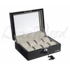 Шкатулка для хранения 8 часов Luxewood LW841-8-1