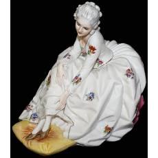 "Статуэтка ""Дама на банкете"" Elite & Fabris 348A/EL"