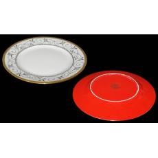 """Набор блюд для десерта """"Узоры"""" Glance GS2-001/J05-165G-PL3"""