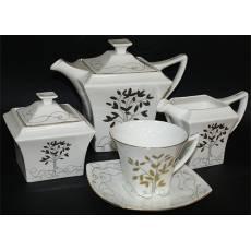 "Чайный сервиз на 6 персон ""Бонсай"" Glance J09-KY52G-15"