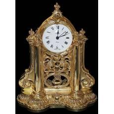 Настольные часы с маятником Linea Argenti ORP823ORO