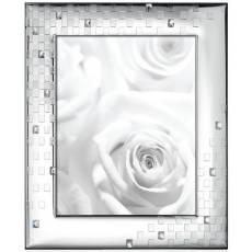 """Рамка для фотографий """"Прямоугольники с хрусталем"""" Ottaviani International 25673BM"""