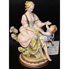"Статуэтка ""Материнство"" Porcellane Principe 695/PP"