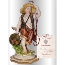 """Статуэтка """"Деревенский мальчик"""" Porcellane Principe 580/PP"""