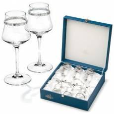 """Набор бокалов для вина """"KING"""" Chinelli 3075400"""