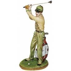 "Скульптура ""Игра в гольф"" Tiche 741/TICHE"