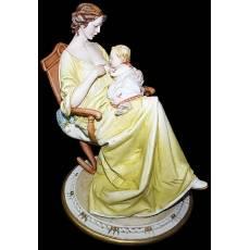 "Статуэтка ""Материнство"" Porcellane Principe 638/PP"