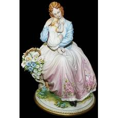 "Статуэтка ""Материнство"" Porcellane Principe 598/PP"