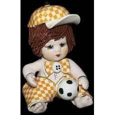 """Статуэтка """"Мальчик с футбольным мячом"""" Zampiva 20059/Z"""