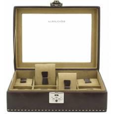 Шкатулка для хранения 8 часов Champ Collection 32041-3