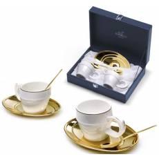 """Набор для чая на 2 персоны """"RICCIOLO"""" Chinelli 6005300"""
