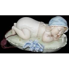 """Статуэтка """"Спящий мальчик"""" Porcellane Principe 655M/PP"""