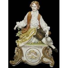 "Статуэтка ""Кавалер"" Porcellane Principe 1128/PP"
