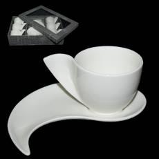 Набор для кофе на 6 персон Tearoom HJ1320-90-F6