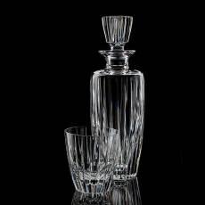 "Набор для виски из 6-ти бокалов и штофа ""Illusion"" FABERGE 541836"