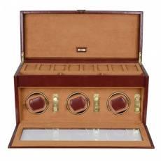 Шкатулка для автоподзавода 3-х часов Dulwich LC Designs Co. Ltd. 70885