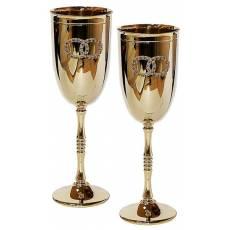 """Набор свадебный для шампанского на 2 персоны """"RIGATO"""" Chinelli 6978"""