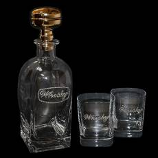 """Набор для виски на 2 персоны """"BORCHIE"""" Chinelli 6041200"""