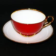 "Набор из 6-ти чайных пар ""Классика"" Glance GS2-002/GGK-A-12T"