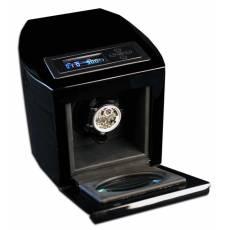 Шкатулка с автоподзаводом для 1 часов с электронным таймером Luxewood LW11002