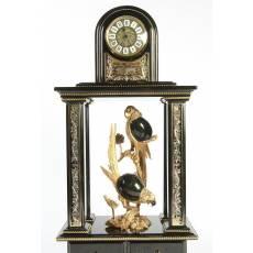 """Часы интерьерные каминные """"Птицы""""  RV8791CG"""