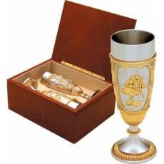 Набор кубков для шампанского в подарочной коробке Clearmont CF-660