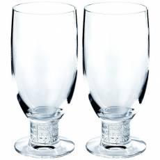 """Набор из 2-х стаканов для воды """"Louvre"""" Lalique 1734000"""