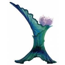 Ваза для цветов Lotus Daum 03417